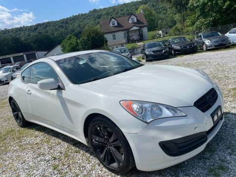 2011 Hyundai Genesis Coupe for sale at Ron Motor Inc. in Wantage NJ