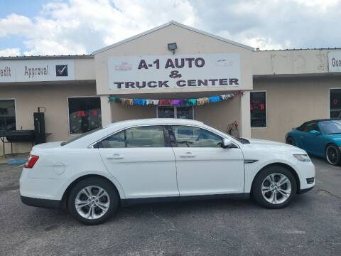 2015 Ford Taurus for sale at A-1 AUTO AND TRUCK CENTER in Memphis TN