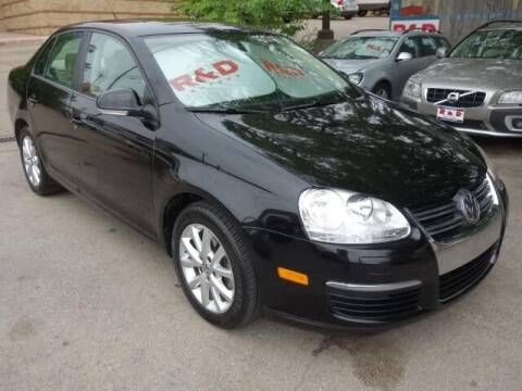 2010 Volkswagen Jetta for sale at R & D Motors in Austin TX