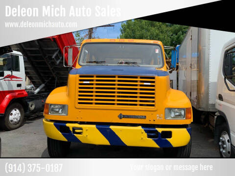 2001 International 4700 for sale at Deleon Mich Auto Sales in Yonkers NY