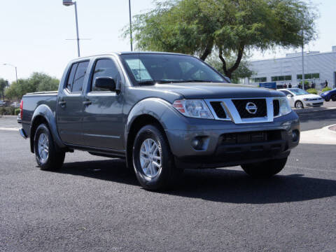 2019 Nissan Frontier for sale at CarFinancer.com in Peoria AZ