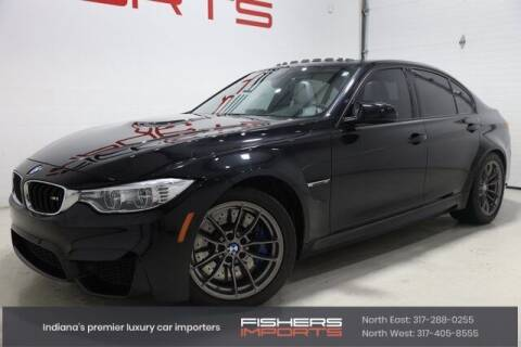2015 BMW M3 for sale at Fishers Imports in Fishers IN