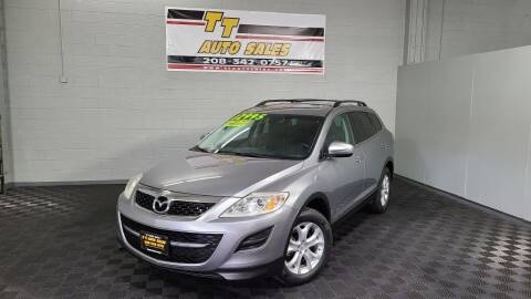 2012 Mazda CX-9 for sale at TT Auto Sales LLC. in Boise ID
