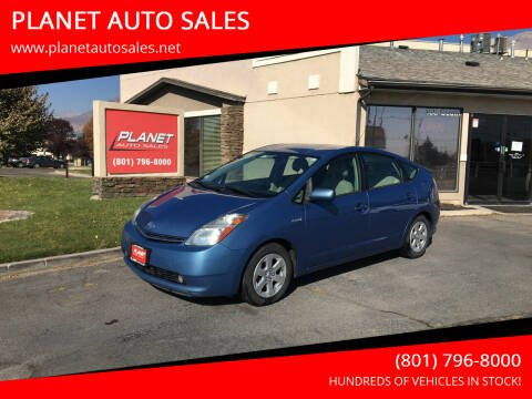2007 Toyota Prius for sale at PLANET AUTO SALES in Lindon UT