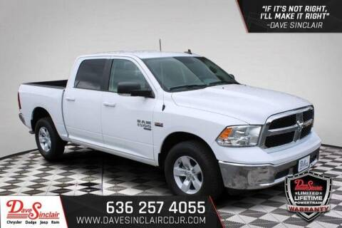 2020 RAM Ram Pickup 1500 Classic for sale at Dave Sinclair Chrysler Dodge Jeep Ram in Pacific MO