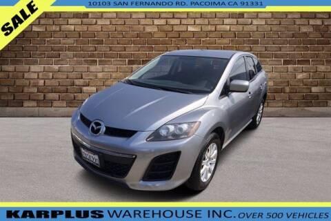 2011 Mazda CX-7 for sale at Karplus Warehouse in Pacoima CA