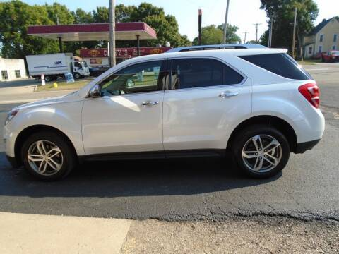 2017 Chevrolet Equinox for sale at Nelson Auto Sales in Toulon IL