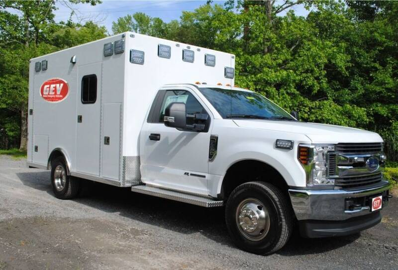 2020 Ford F-350 Super Duty for sale at Global Emergency Vehicles Inc in Levittown PA