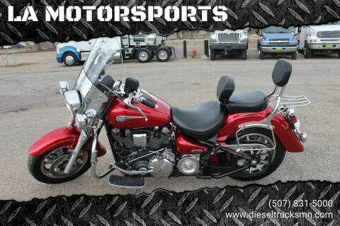 2006 Yamaha Road Star for sale at LA MOTORSPORTS in Windom MN