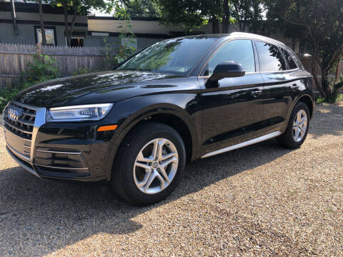 2018 Audi Q5 for sale at Beverly Farms Motors in Beverly MA