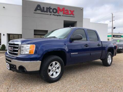 2013 GMC Sierra 1500 for sale at AutoMax of Memphis - V Brothers in Memphis TN