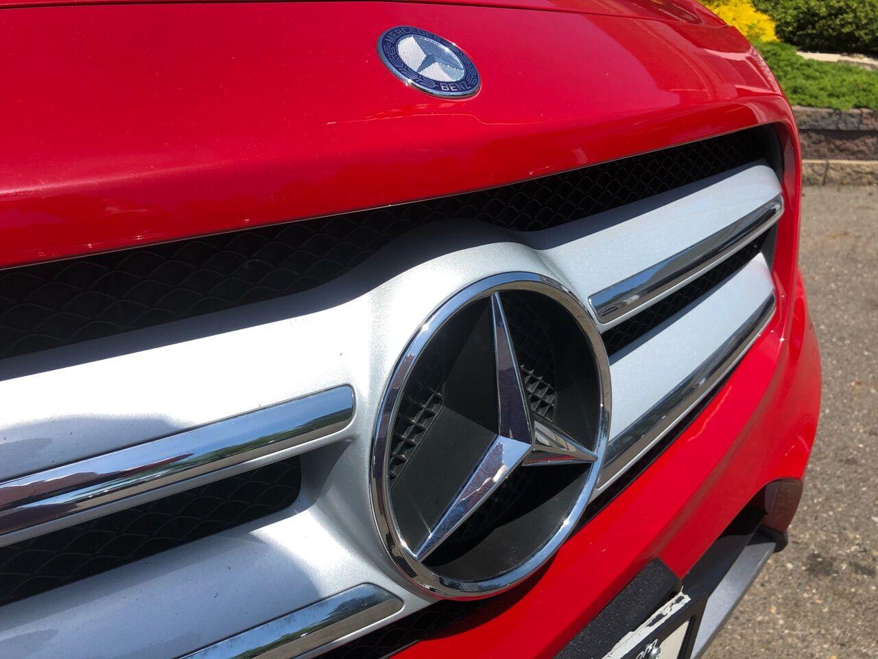 2015 Mercedes-Benz GLA Sport Utility