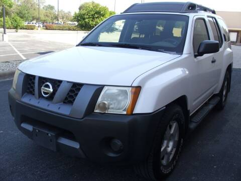 2008 Nissan Xterra for sale at Big E's Auto Group LC in Marion TX