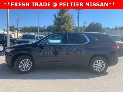 2018 Chevrolet Traverse for sale at TEX TYLER Autos Cars Trucks SUV Sales in Tyler TX