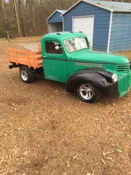 1946 Chevrolet Street Rod for sale at Classic Car Deals in Cadillac MI