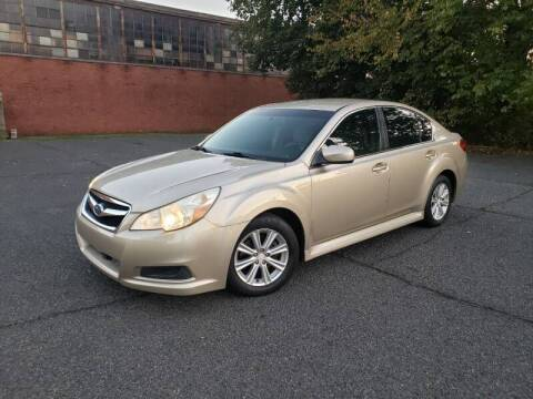 2010 Subaru Legacy for sale at Millennium Auto Group in Lodi NJ