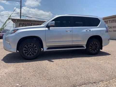 2019 Lexus GX 460 for sale at Primetime Auto in Corpus Christi TX
