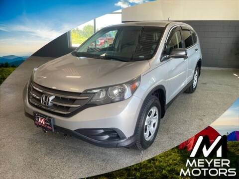 2014 Honda CR-V for sale at Meyer Motors in Plymouth WI