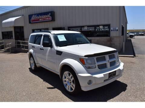 2008 Dodge Nitro for sale at Chaparral Motors in Lubbock TX