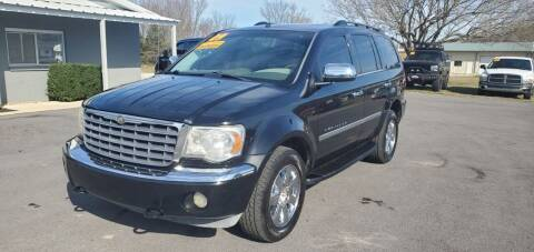 2009 Chrysler Aspen for sale at Jacks Auto Sales in Mountain Home AR
