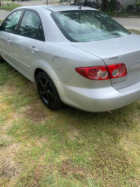 2005 Mazda MAZDA6 for sale at Murphy MotorSports of the Carolinas in Parkton NC