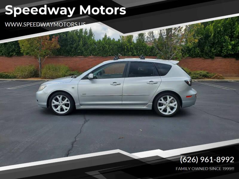 2008 Mazda MAZDA3 for sale at Speedway Motors in Glendora CA