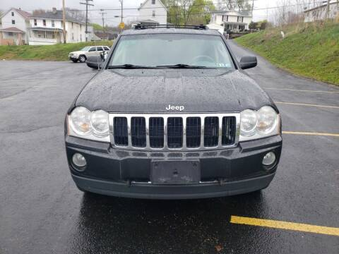 2005 Jeep Grand Cherokee for sale at KANE AUTO SALES in Greensburg PA