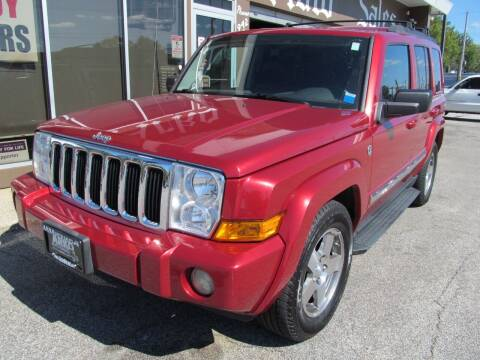 2010 Jeep Commander for sale at Arko Auto Sales in Eastlake OH