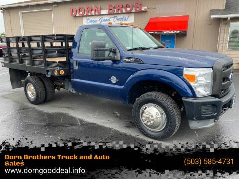 2011 Ford F-350 Super Duty for sale at Dorn Brothers Truck and Auto Sales in Salem OR