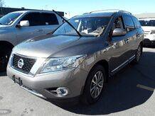2014 Nissan Pathfinder for sale at Franklyn Auto Sales in Cohoes NY