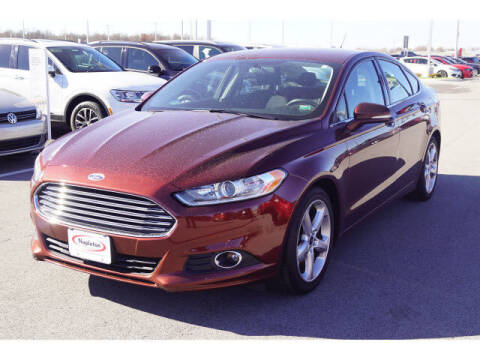 2016 Ford Fusion for sale at Napleton Autowerks in Springfield MO