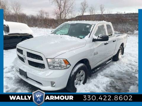 2017 RAM Ram Pickup 1500 for sale at Wally Armour Chrysler Dodge Jeep Ram in Alliance OH