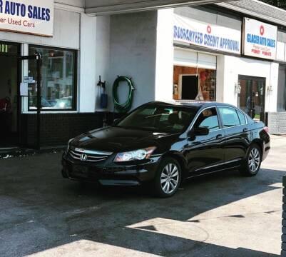 2012 Honda Accord for sale at Glacier Auto Sales in Wilmington DE