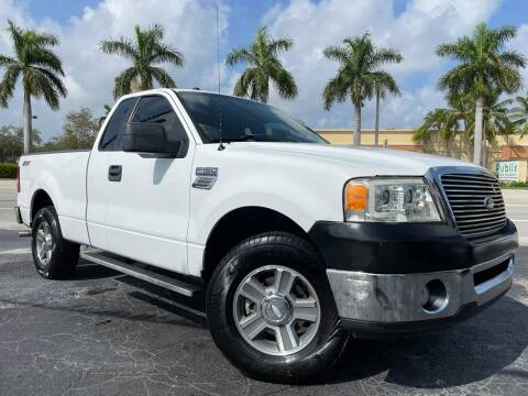2008 Ford F-150 for sale at Kaler Auto Sales in Wilton Manors FL