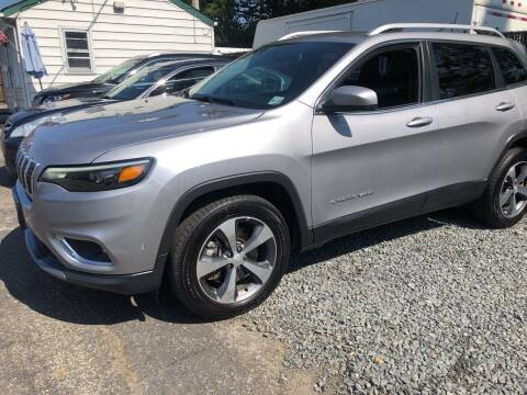 2019 Jeep Cherokee for sale at SuperBuy Auto Sales Inc in Avenel NJ