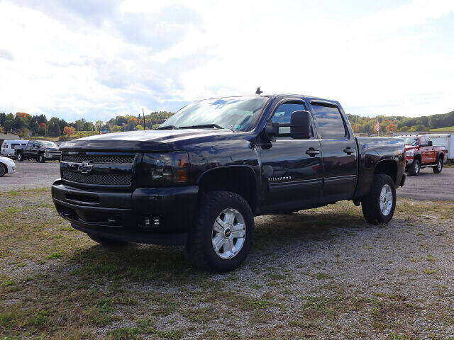2010 Chevrolet Silverado 1500 for sale at Terrys Auto Sales in Somerset PA