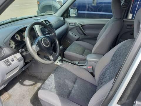 2001 Toyota RAV4 for sale at Marvelous Motors in Garden City ID