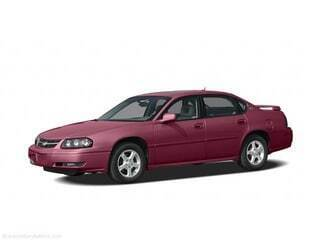 2005 Chevrolet Impala for sale at BORGMAN OF HOLLAND LLC in Holland MI