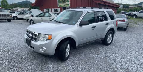 2011 Ford Escape for sale at Bailey's Auto Sales in Cloverdale VA
