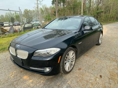 2011 BMW 5 Series for sale at Speed Auto Mall in Greensboro NC