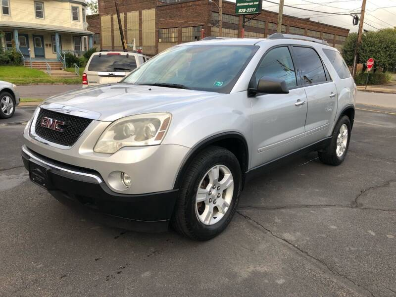 2010 GMC Acadia for sale at Roche's Garage & Auto Sales in Wilkes-Barre PA