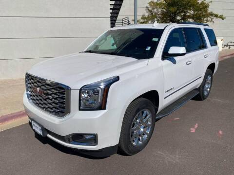 2019 GMC Yukon for sale at Platinum Car Brokers in Spearfish SD