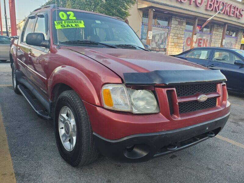 2002 Ford Explorer Sport Trac for sale in Houston, TX