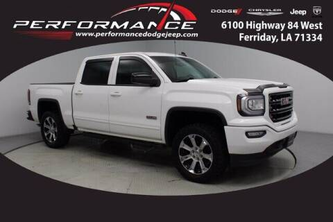 2018 GMC Sierra 1500 for sale at Performance Dodge Chrysler Jeep in Ferriday LA
