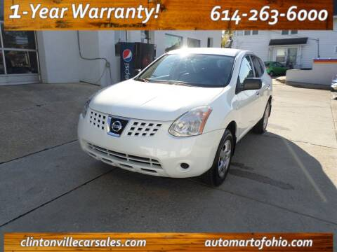 2010 Nissan Rogue for sale at Clintonville Car Sales in Columbus OH