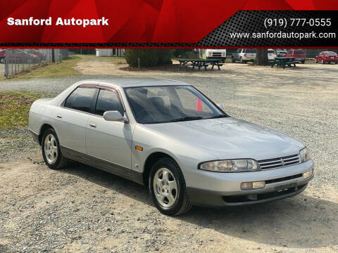 1994 Nissan SKYLINE for sale at Sanford Autopark in Sanford NC