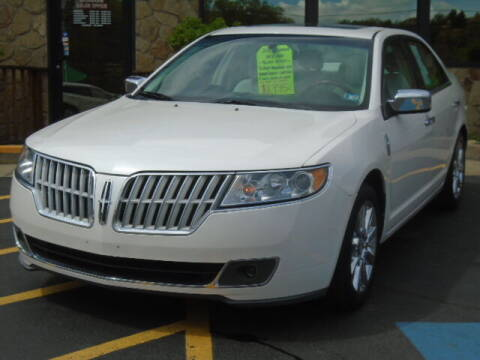 2012 Lincoln MKZ for sale at Rogos Auto Sales in Brockway PA