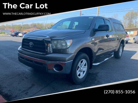 2008 Toyota Tundra for sale at The Car Lot in Radcliff KY