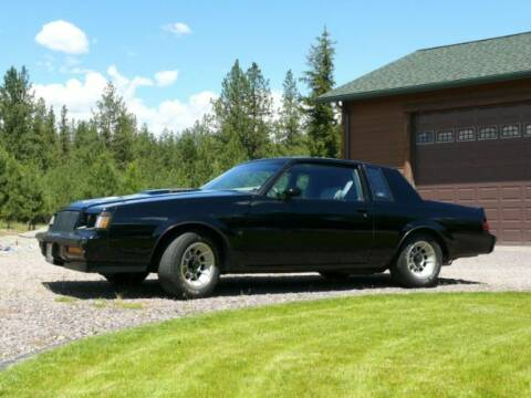 1987 Buick Regal for sale at Classic Car Deals in Cadillac MI