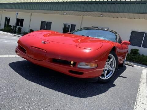 2000 Chevrolet Corvette for sale at Fisher Motor Group LLC in Bradenton FL